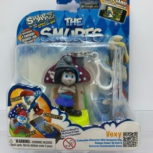 The Smurfs Vexy Swappz, Power-up Coin, 2013!